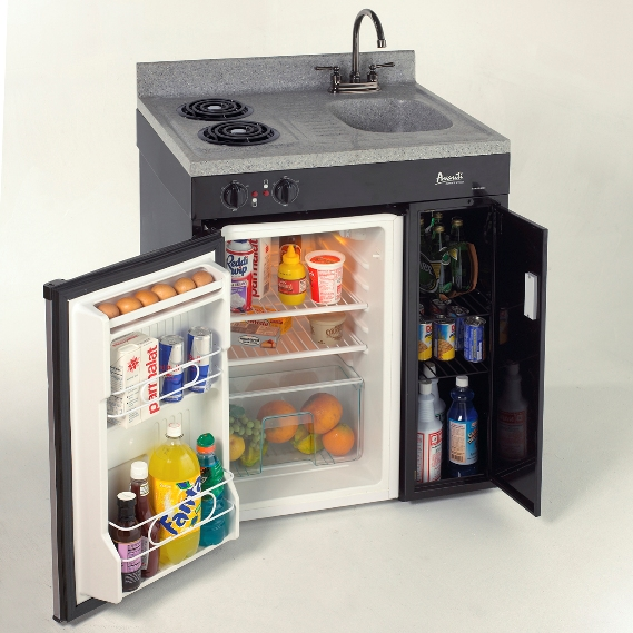 Avanti Mini Kitchen: Click On The Picture For A Larger View