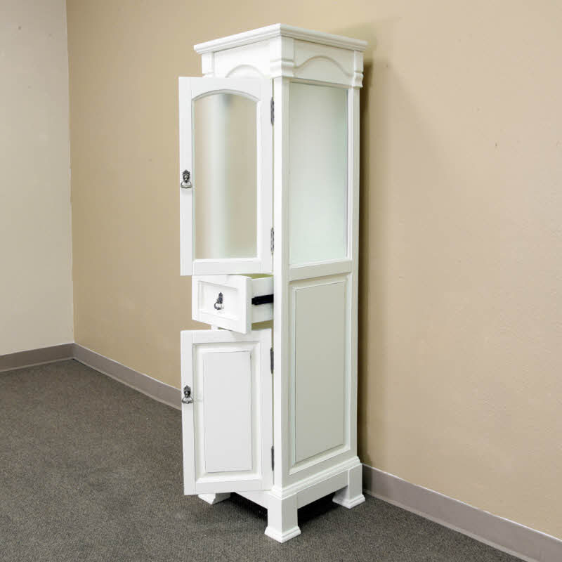 bathroom linen cabinets bathroom linen tower bath storage