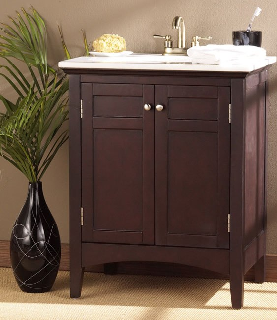 27 Inch Bathroom Vanities: 27 Inch Karl Vanity