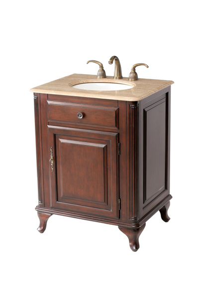 28 inch brit vanity for Bathroom vanities less than 24 inches wide