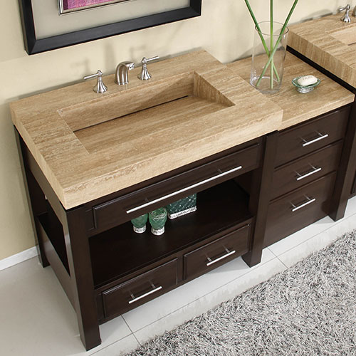 92 Inch Melita Vanity Extra Large Sink Chest 92 Inch Double Vanity