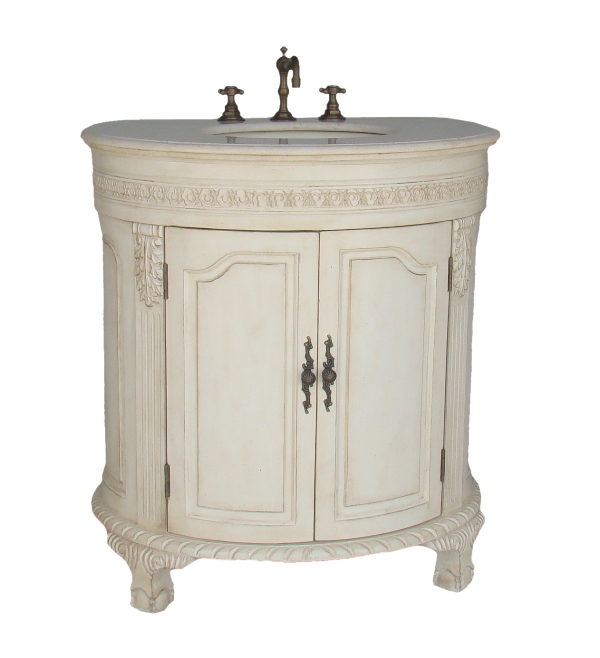 12 to 34 inch single sink vanities vanity with sink - Bathroom vanities 32 inches wide ...