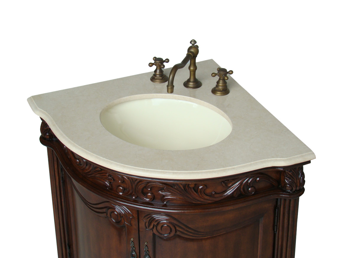 Corner Bathroom Sink With Vanity : Corner Sink Vanity Corner Bathroom Vanity Corner Sink Cabinet