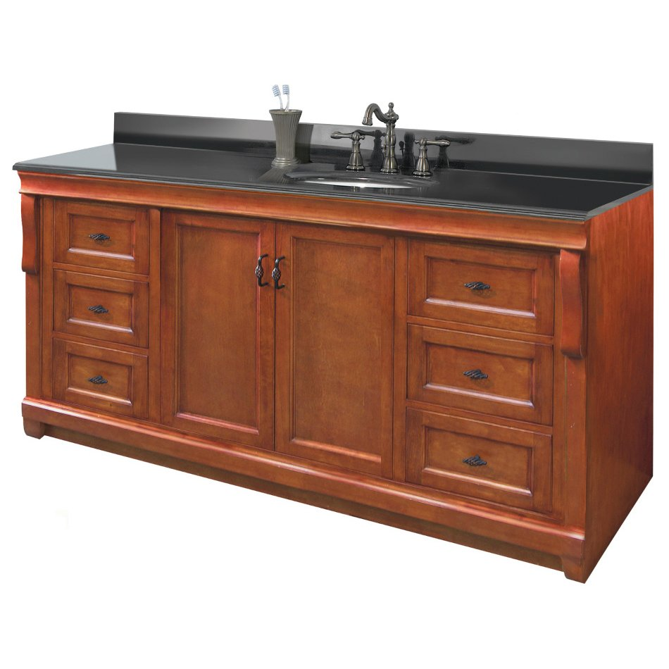 60 Inches Georgina Vanity Solid Wood Vanity Hardwood Vanity Construction
