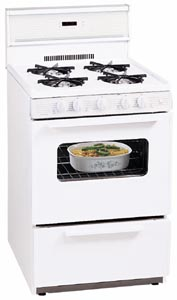 30 Inch Gas Ranges Propane Ranges